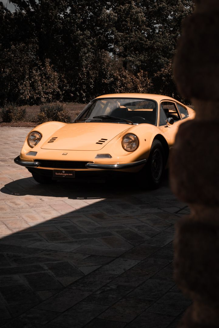 1972 Ferrari Dino 246 GT 70574