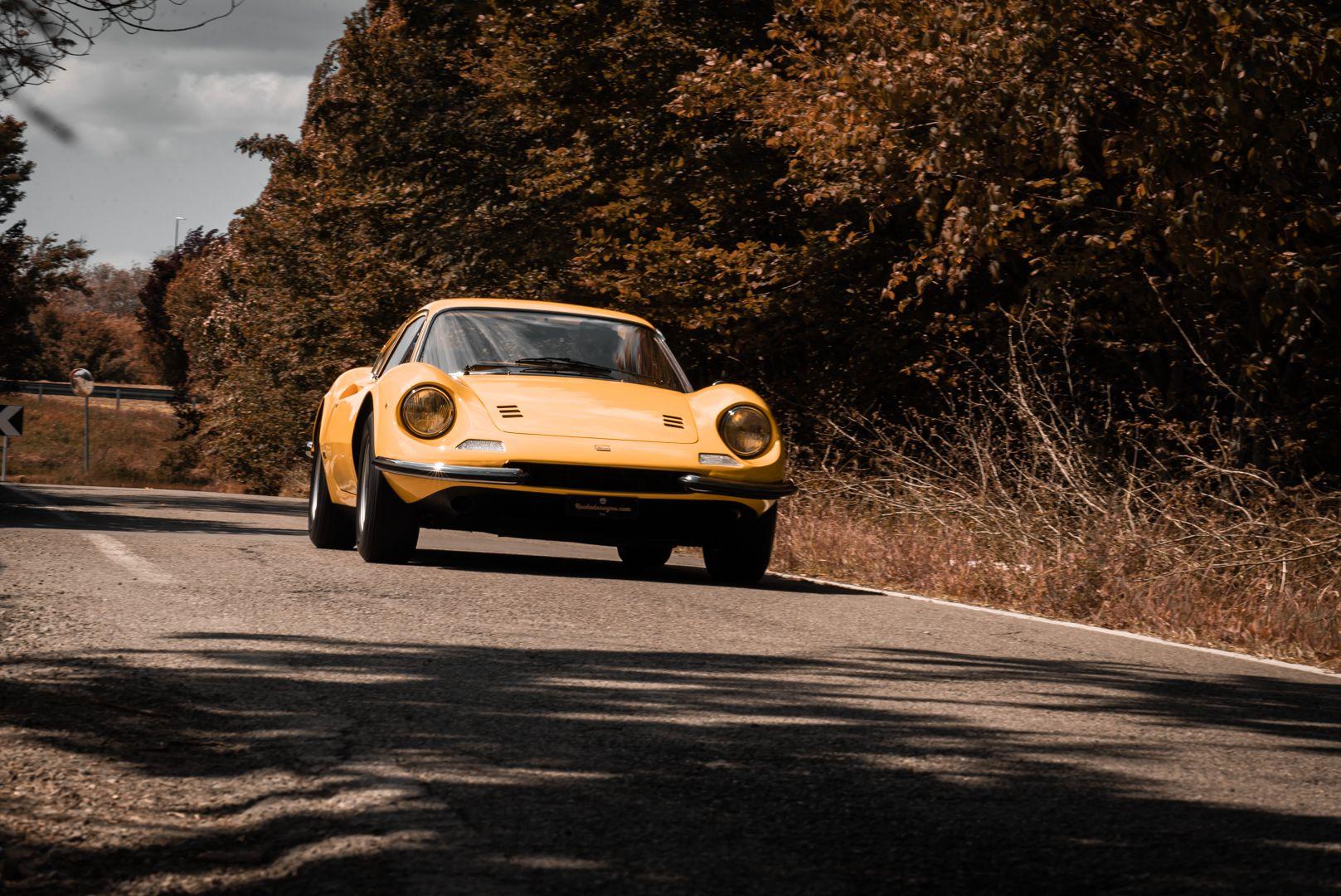 1972 Ferrari Dino 246 GT 70531