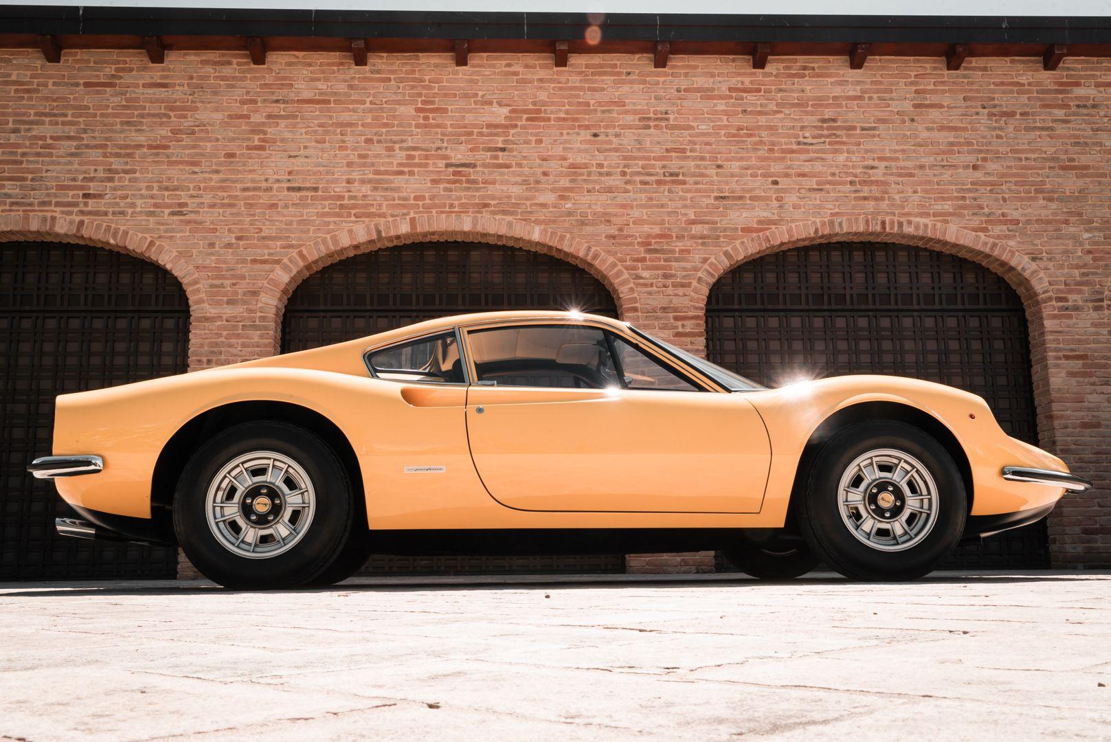 1972 Ferrari Dino 246 GT 70582