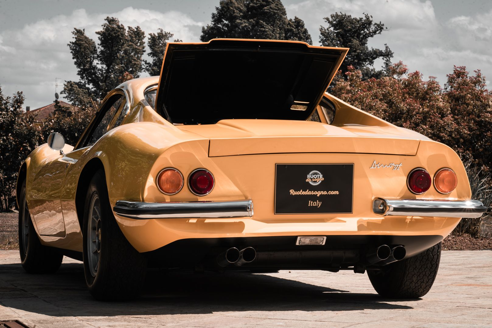 1972 Ferrari Dino 246 GT 70593