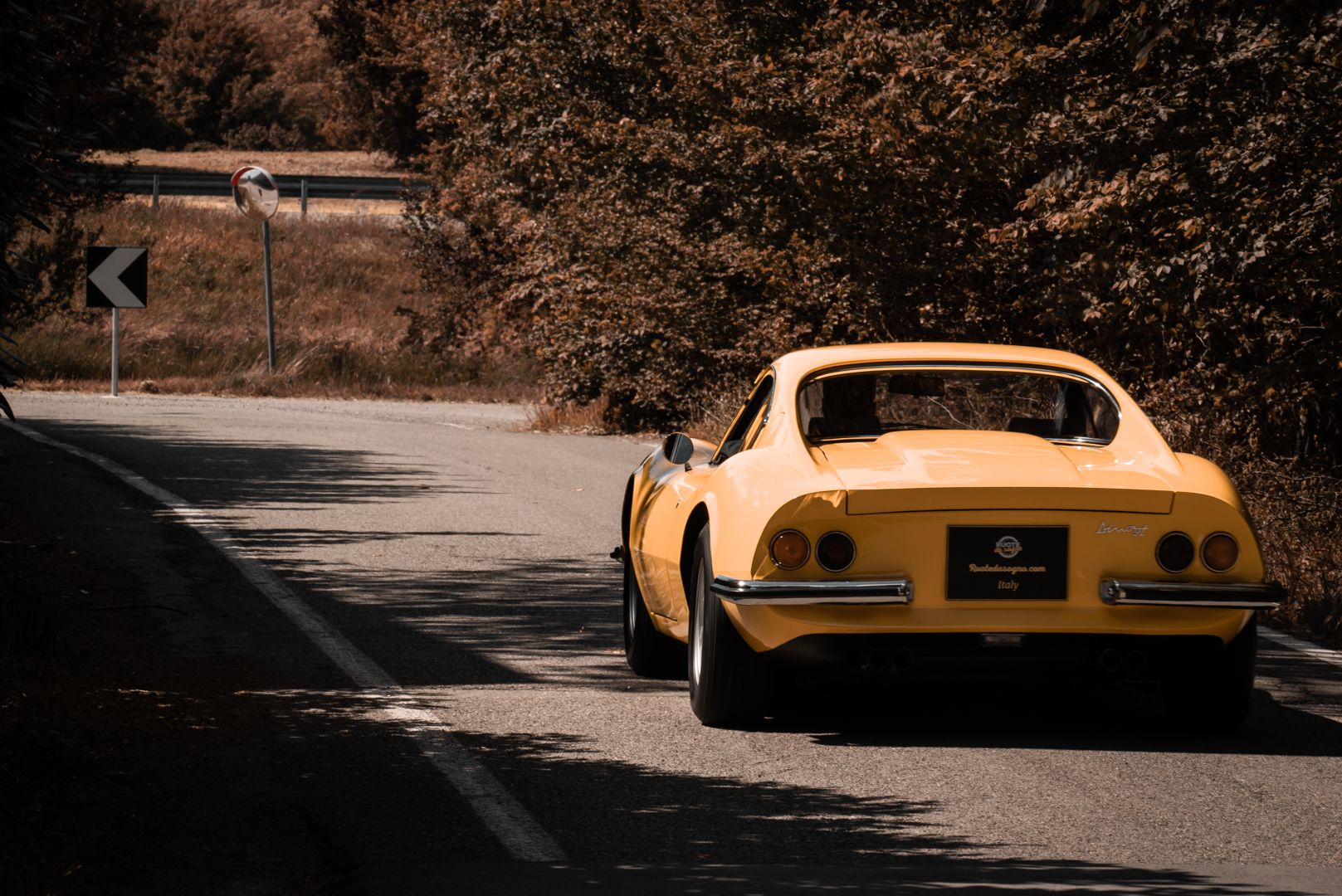 1972 Ferrari Dino 246 GT 70597