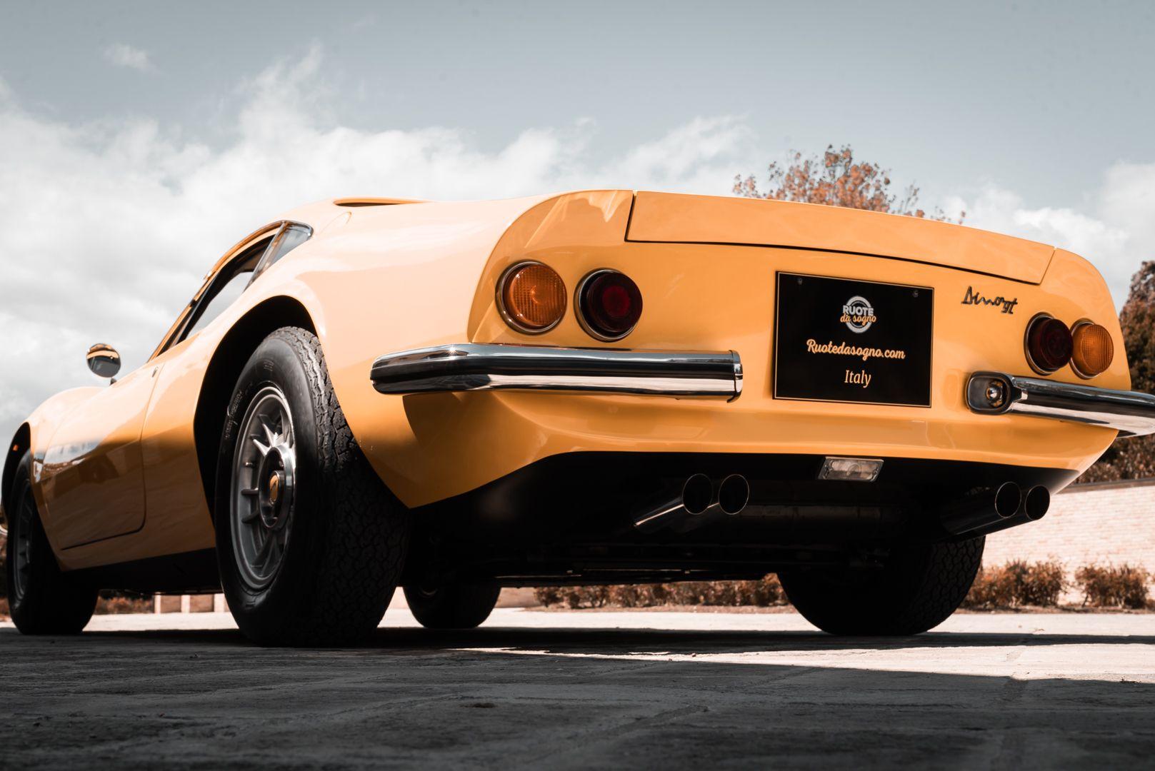 1972 Ferrari Dino 246 GT 70600