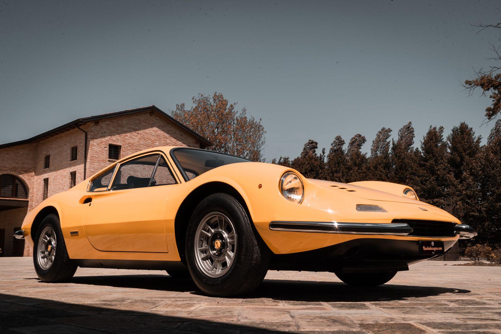 1972 Ferrari Dino 246 GT 70601
