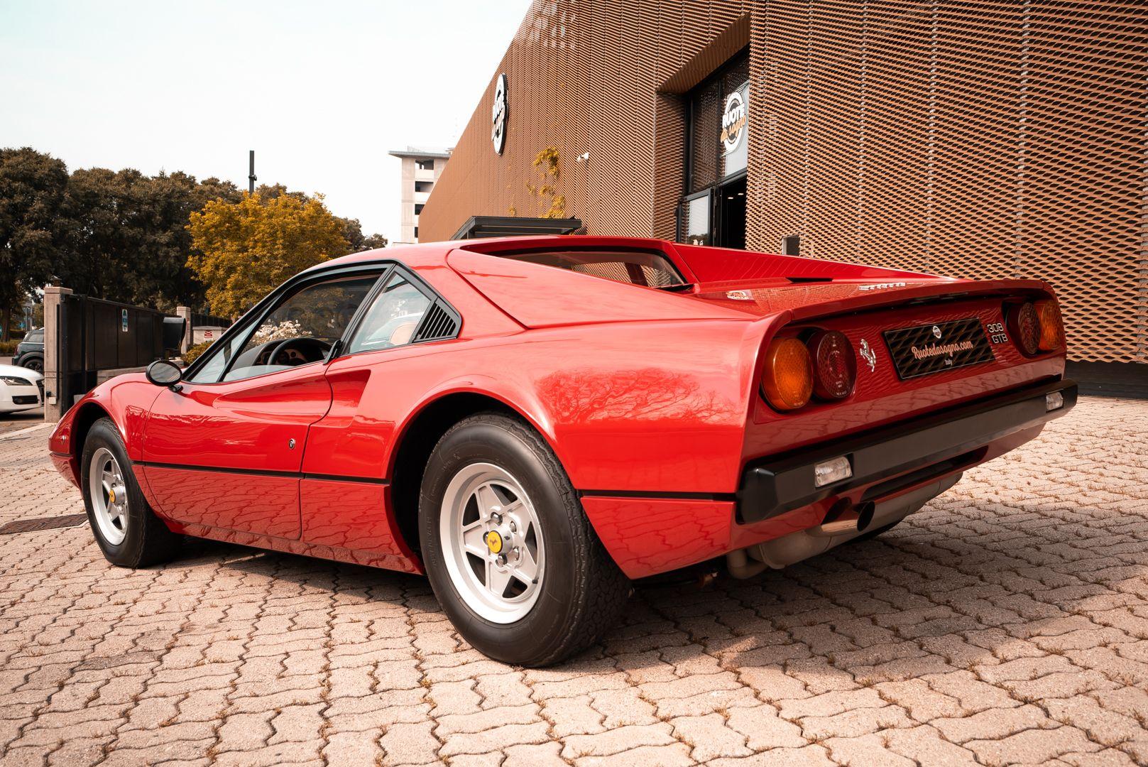 1976 Ferrari 308 GTB Vetroresina 74035