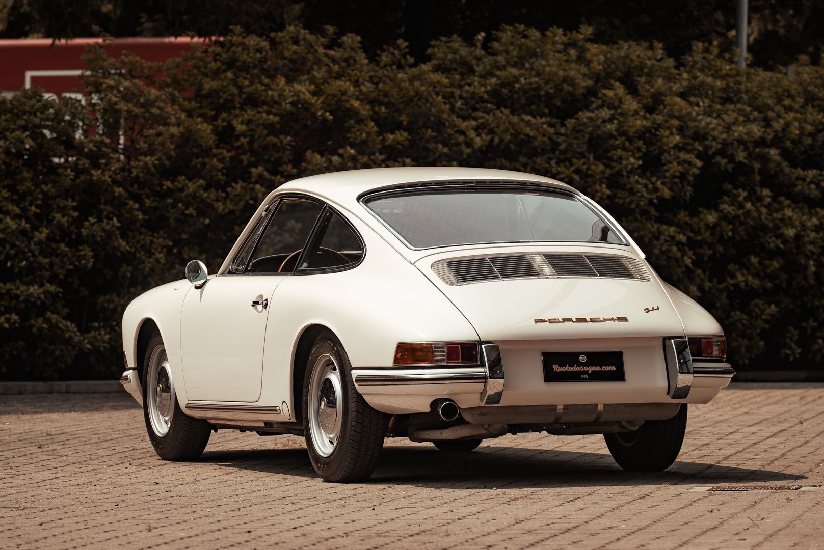 "1966 Porsche 911 2.0 L - S.W.B. ""Serie 0"" 75306"
