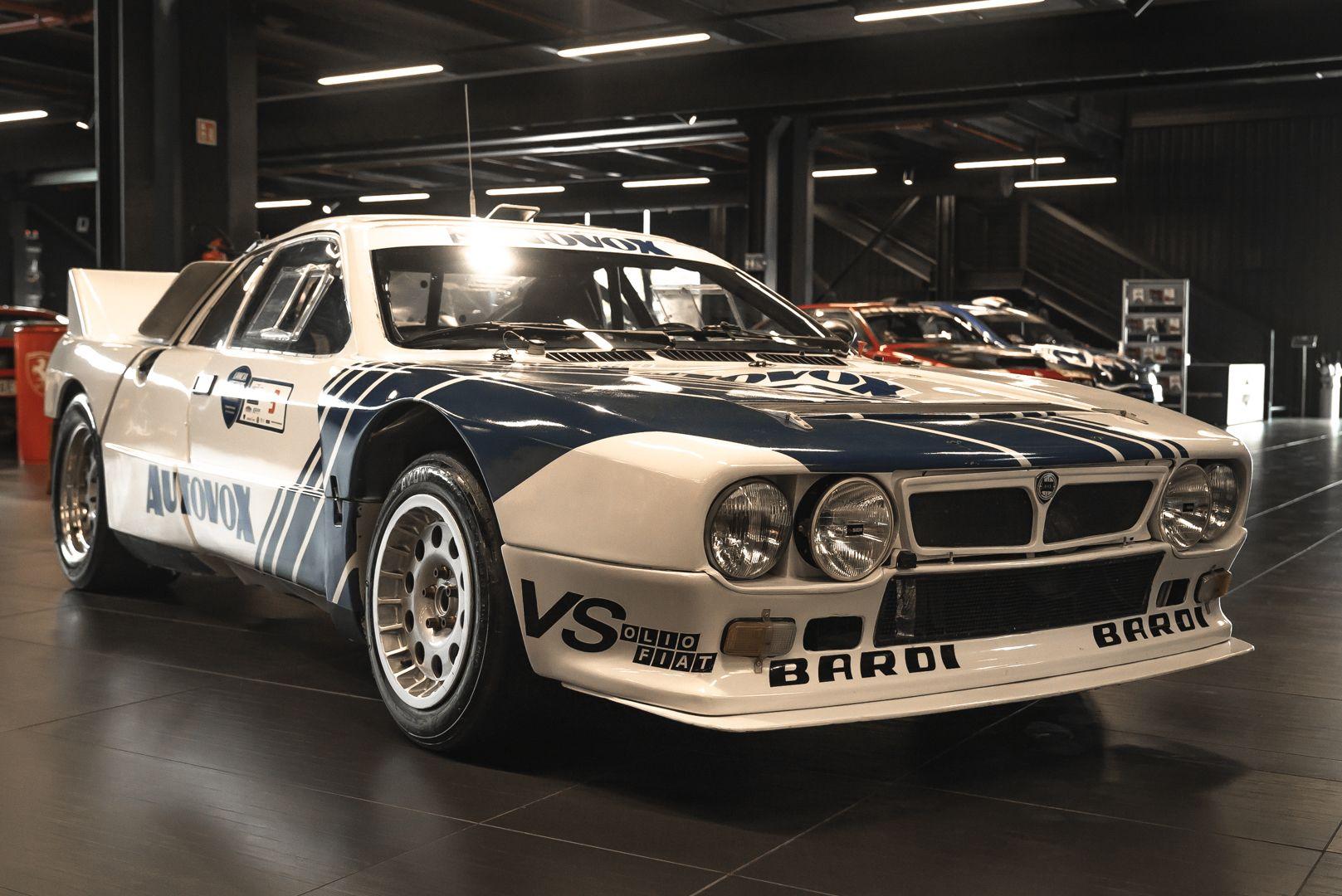 1982 Lancia Rally 037 82124