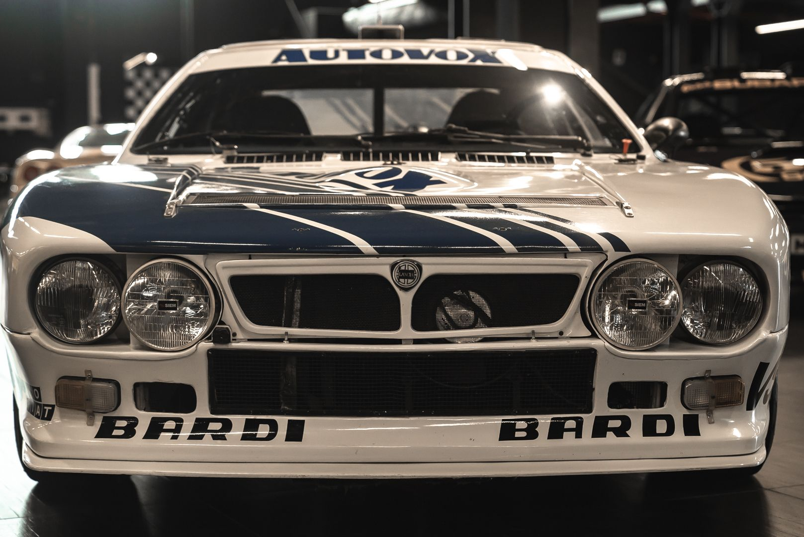 1982 Lancia Rally 037 82122