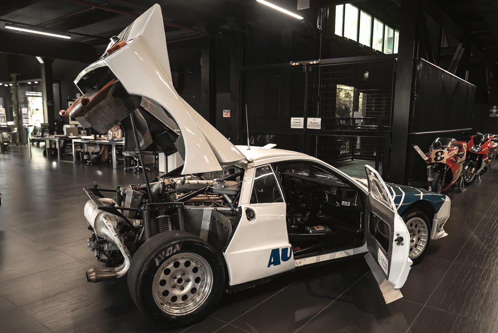 1982 Lancia Rally 037 82115