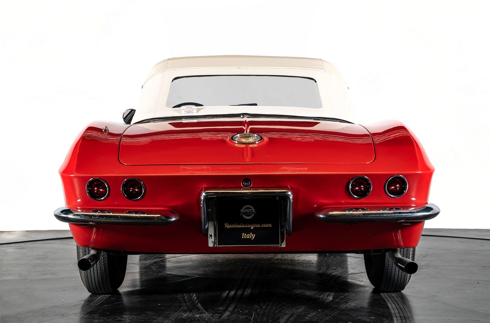1962 CHEVROLET CORVETTE C1 56514