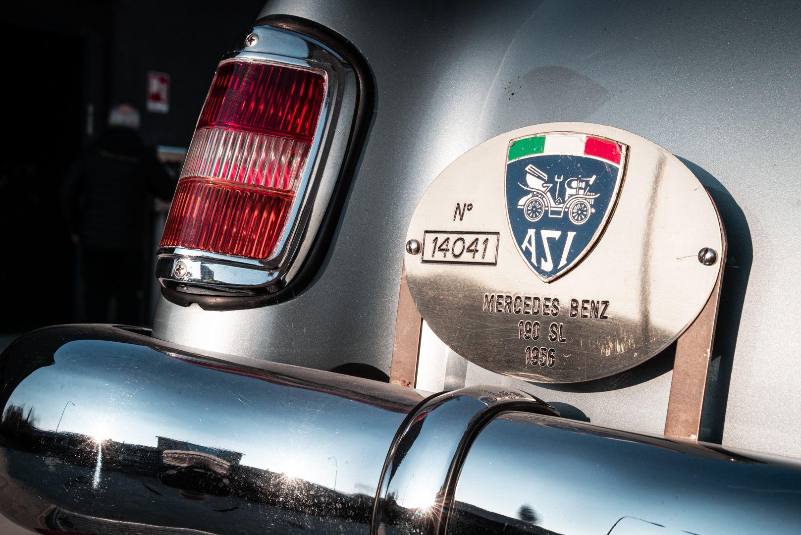 1956 Mercedes-Benz 190 SL 73008