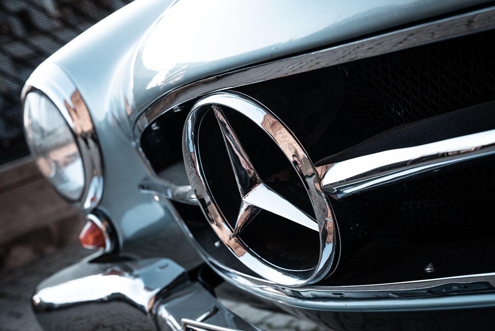 1956 Mercedes-Benz 190 SL 73029