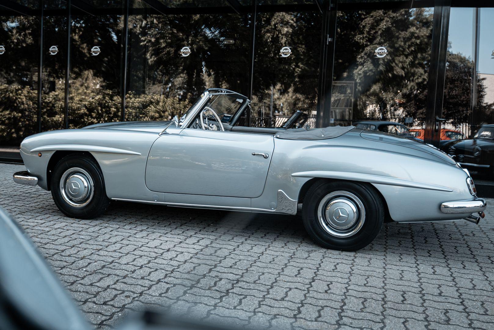 1956 Mercedes-Benz 190 SL 73004