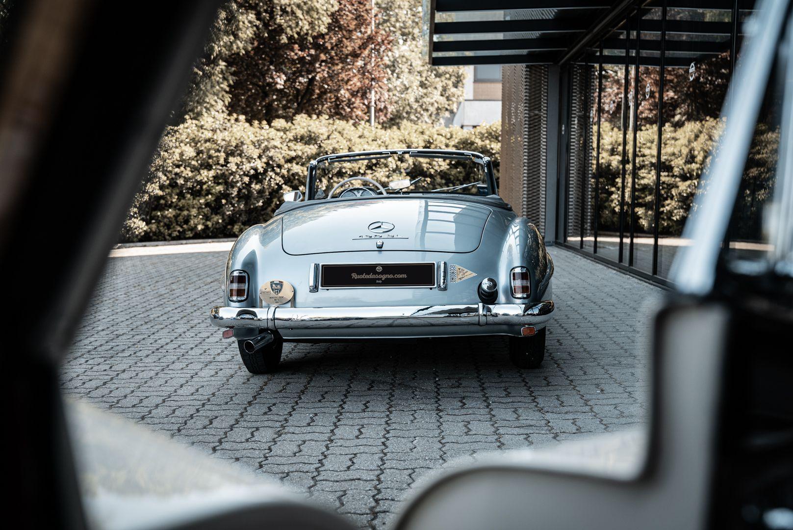 1956 Mercedes-Benz 190 SL 72999