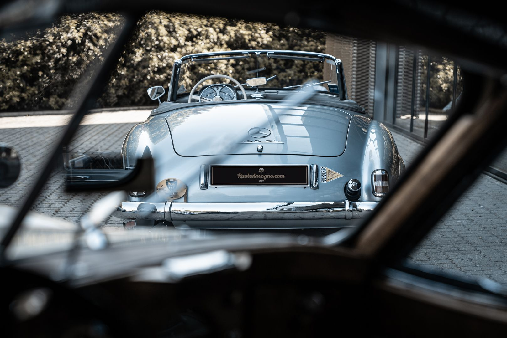 1956 Mercedes-Benz 190 SL 73000