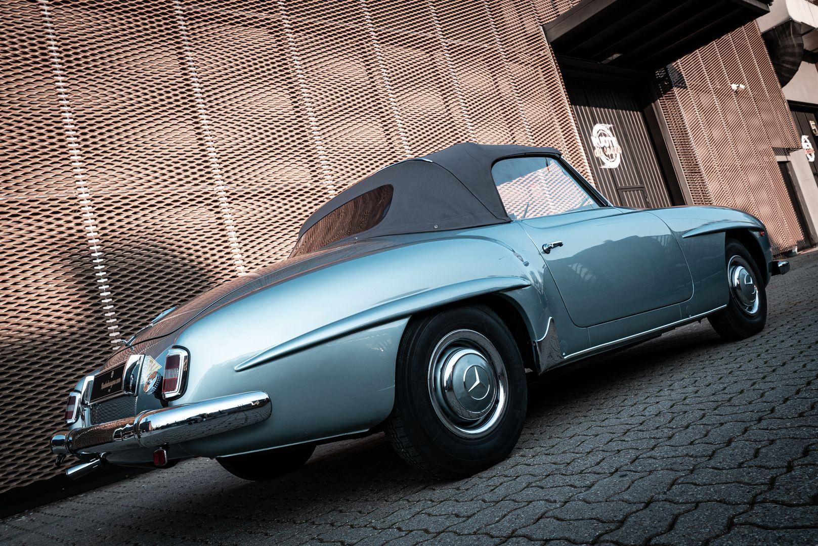 1956 Mercedes-Benz 190 SL 73001