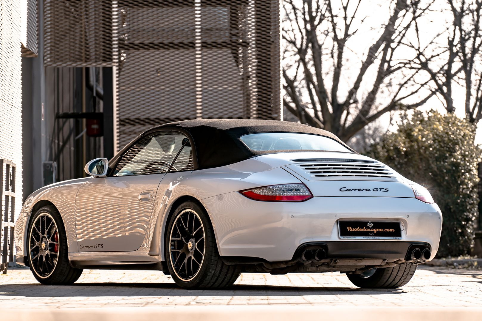 2011 PORSCHE 997 CARRERA GTS 60760