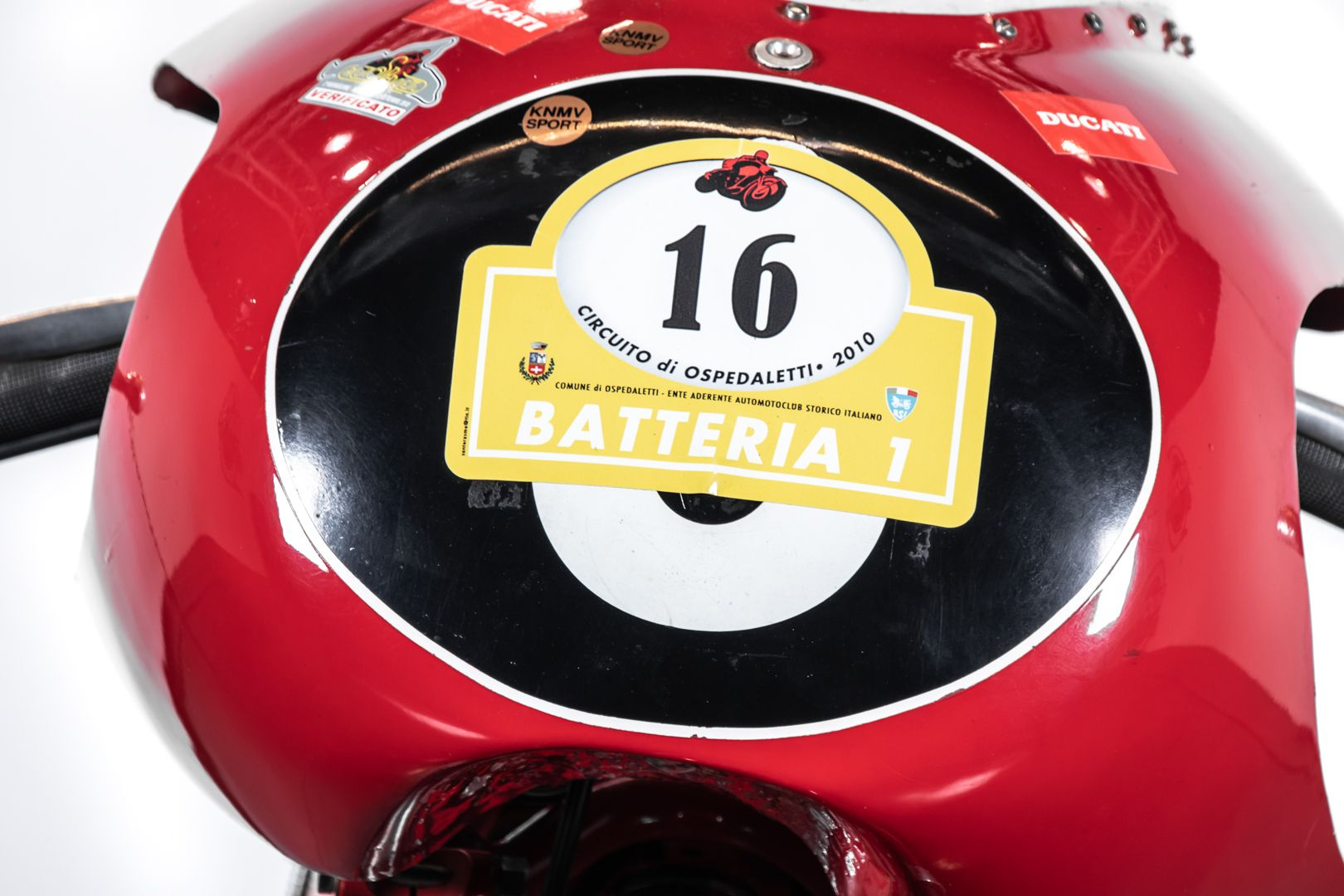 1957 Ducati 125 Bialbero Corsa 77170