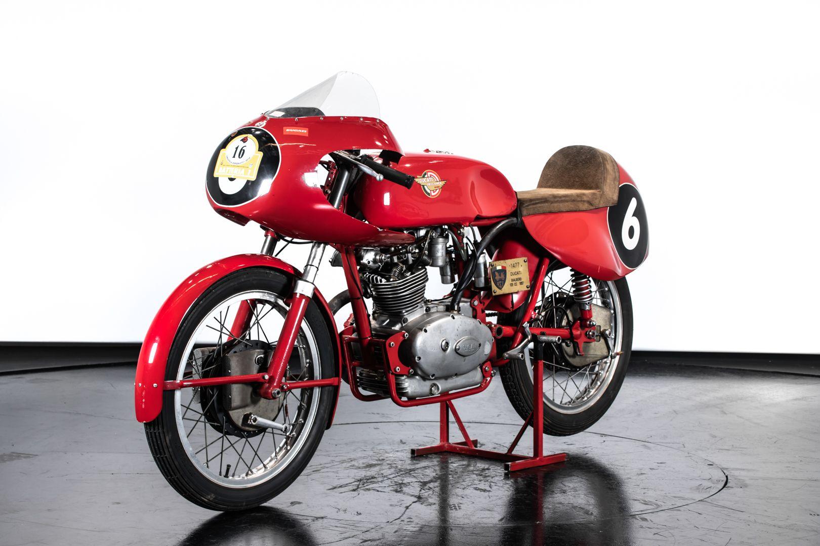 1957 Ducati 125 Bialbero Corsa 77171