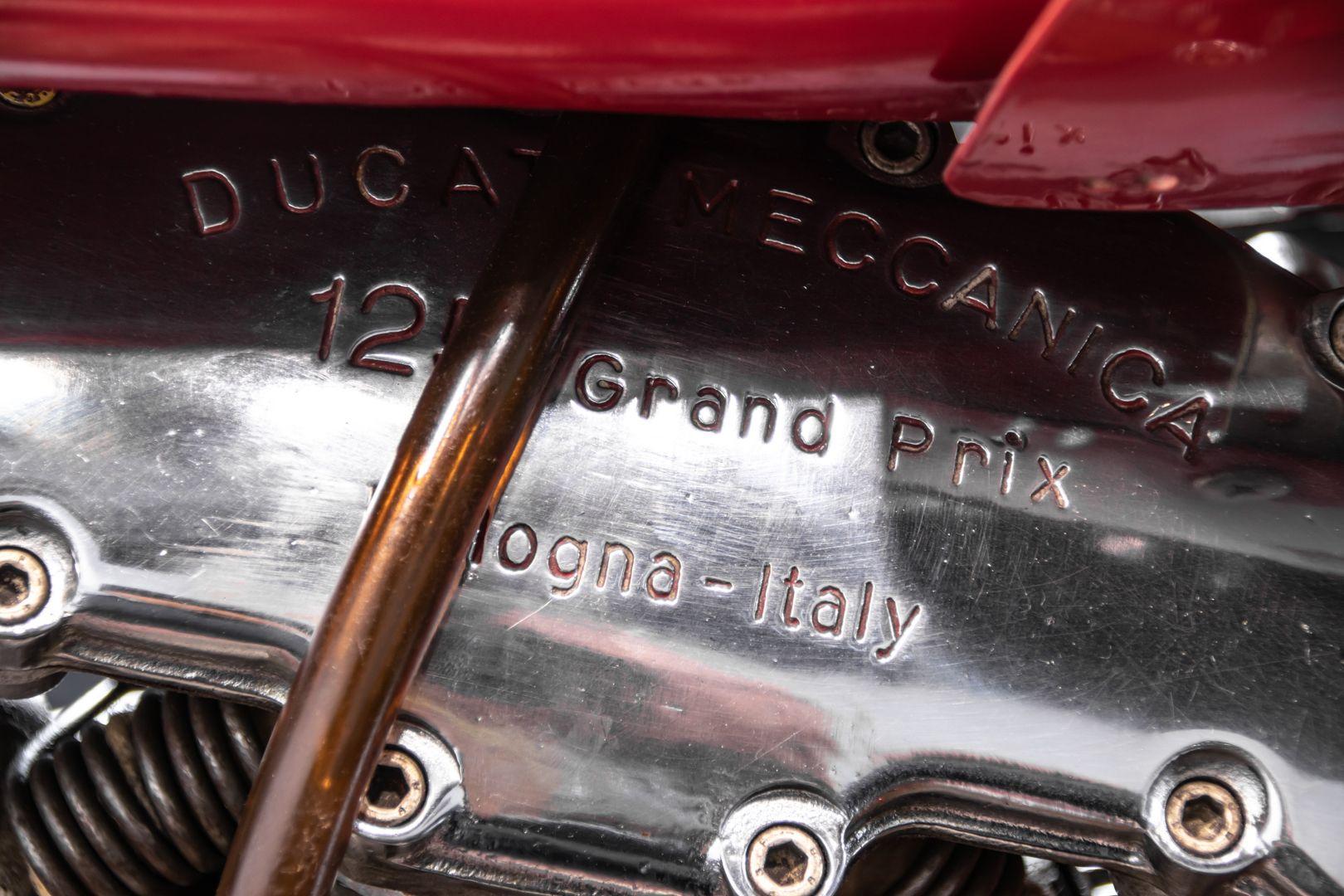 1957 Ducati 125 Bialbero Corsa 77180