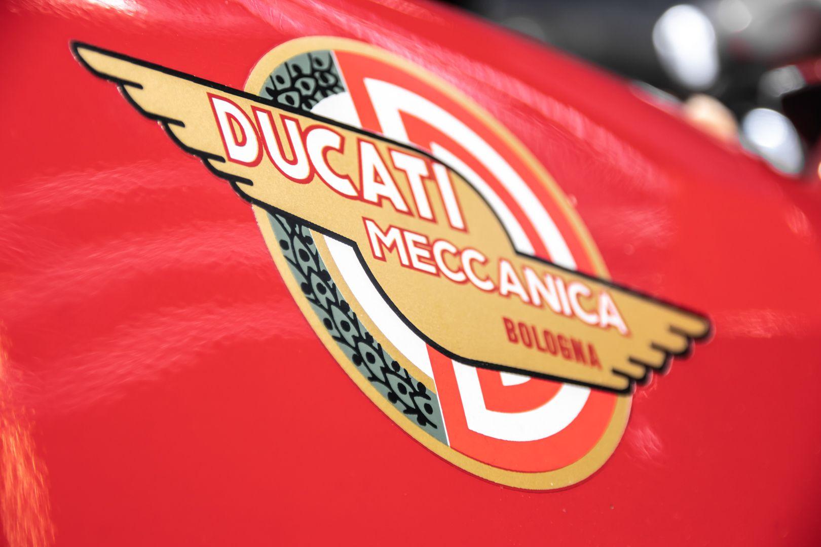 1957 Ducati 125 Bialbero Corsa 77182