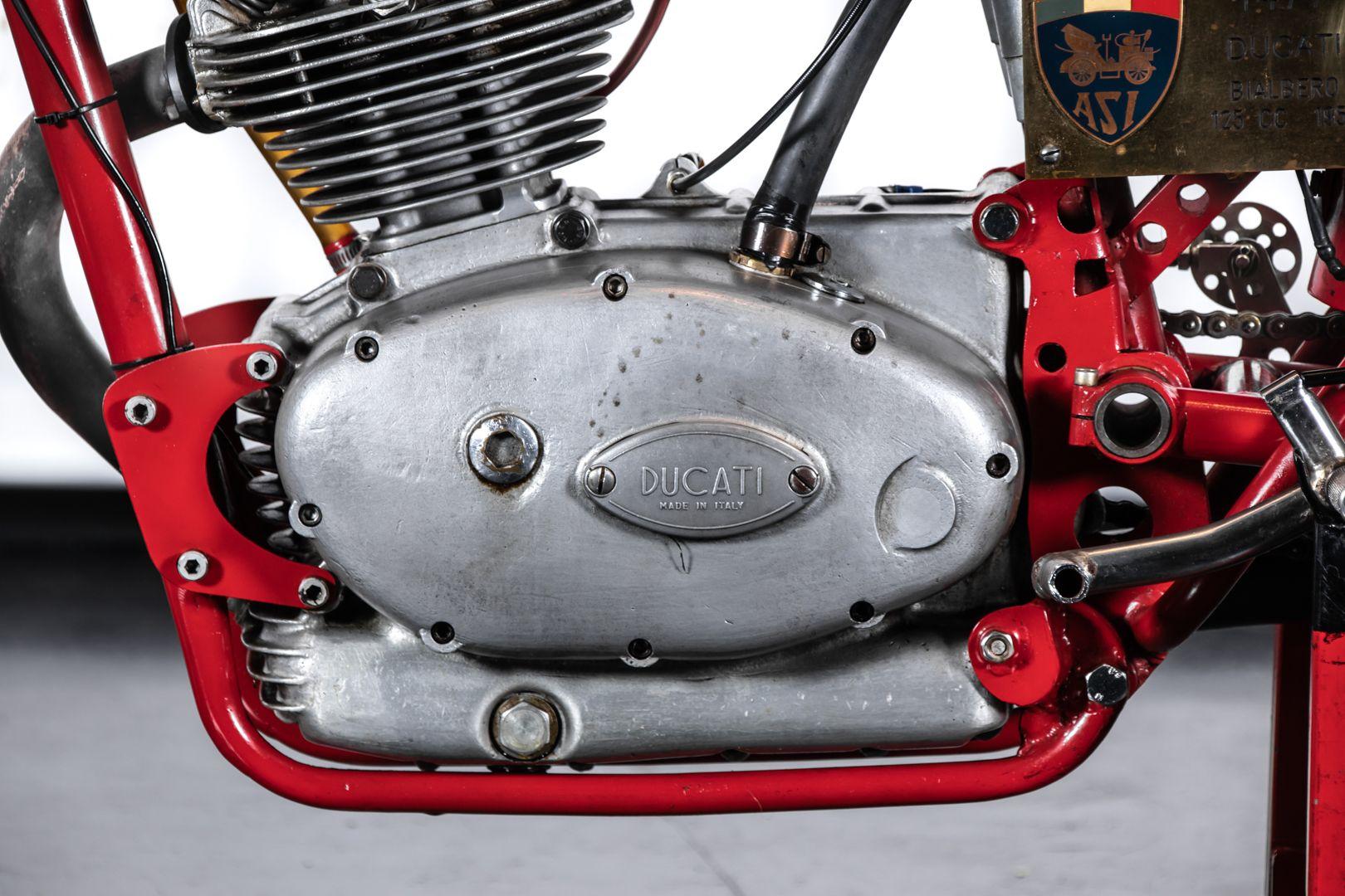 1957 Ducati 125 Bialbero Corsa 77162