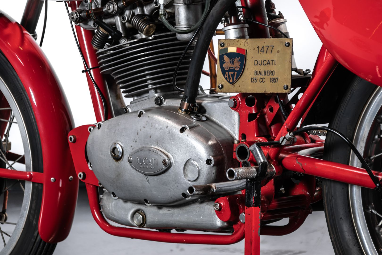 1957 Ducati 125 Bialbero Corsa 77165