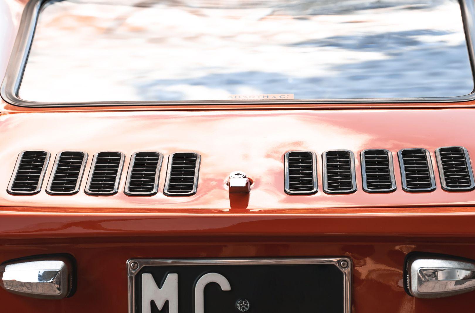 1970 Abarth Scorpione 1300 75757
