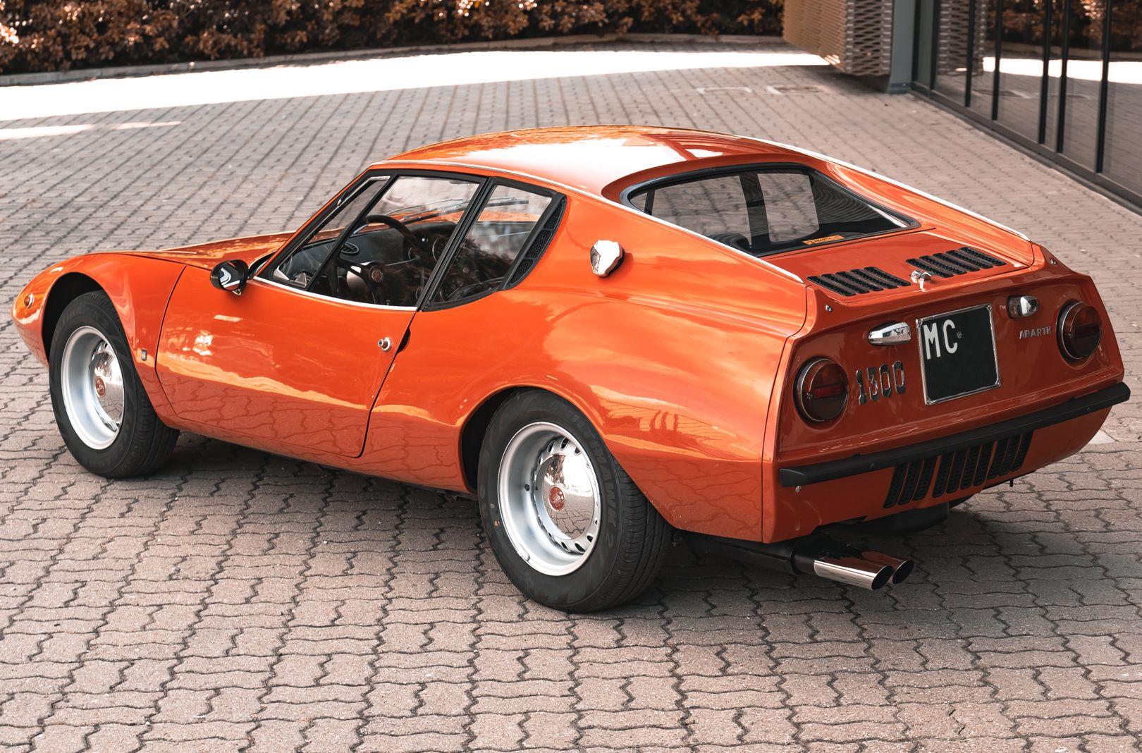 1970 Abarth Scorpione 1300 75740