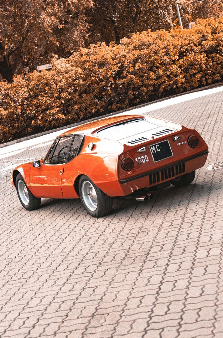 1970 Abarth Scorpione 1300 75738