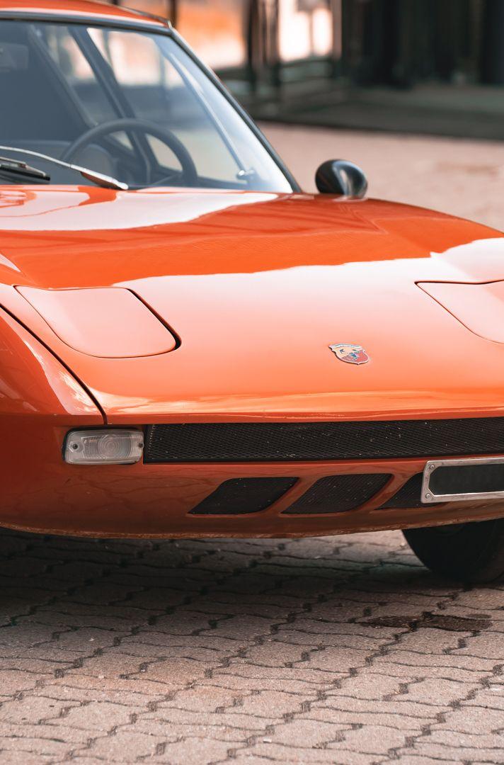 1970 Abarth Scorpione 1300 75761