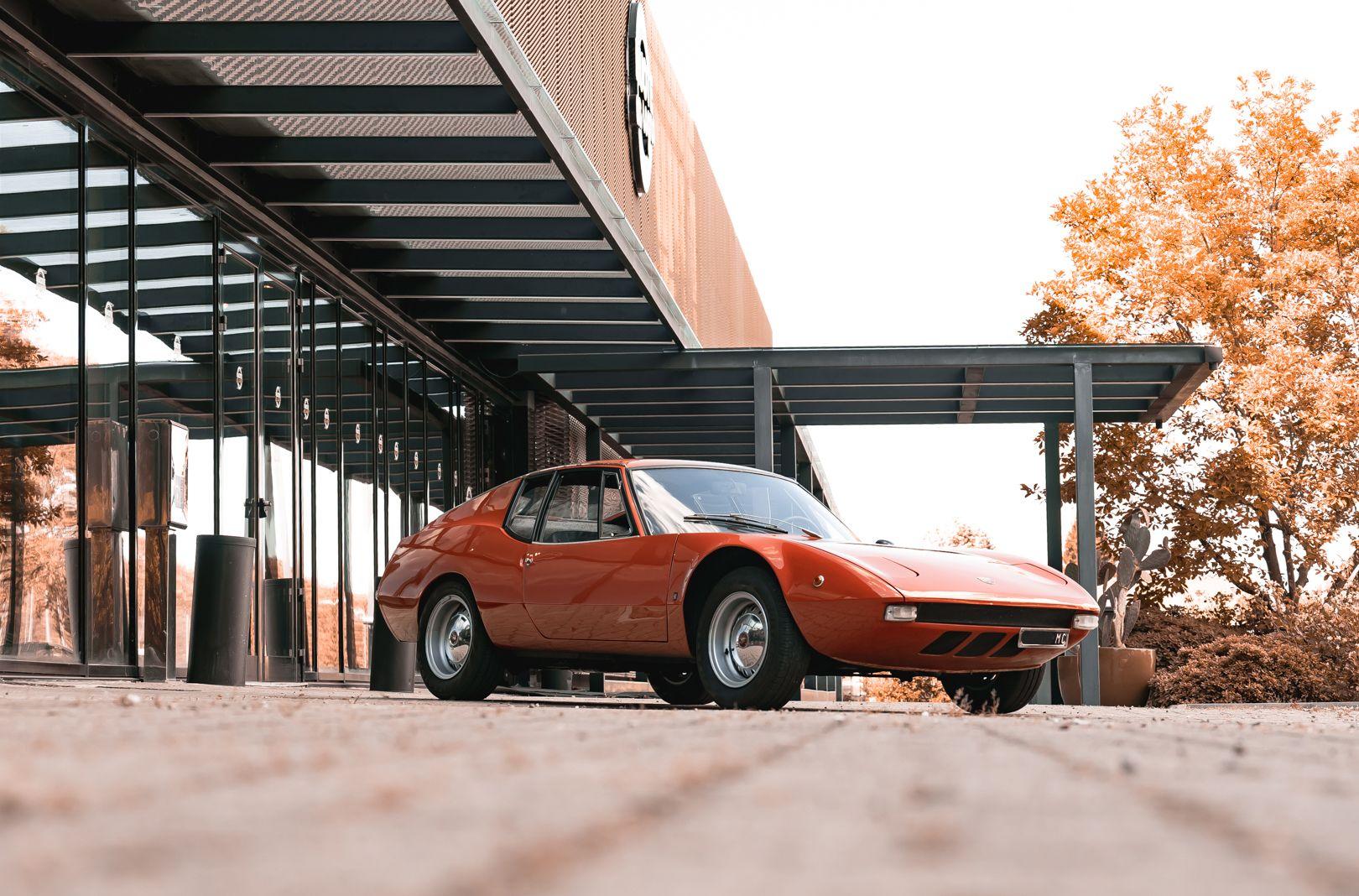 1970 Abarth Scorpione 1300 75742