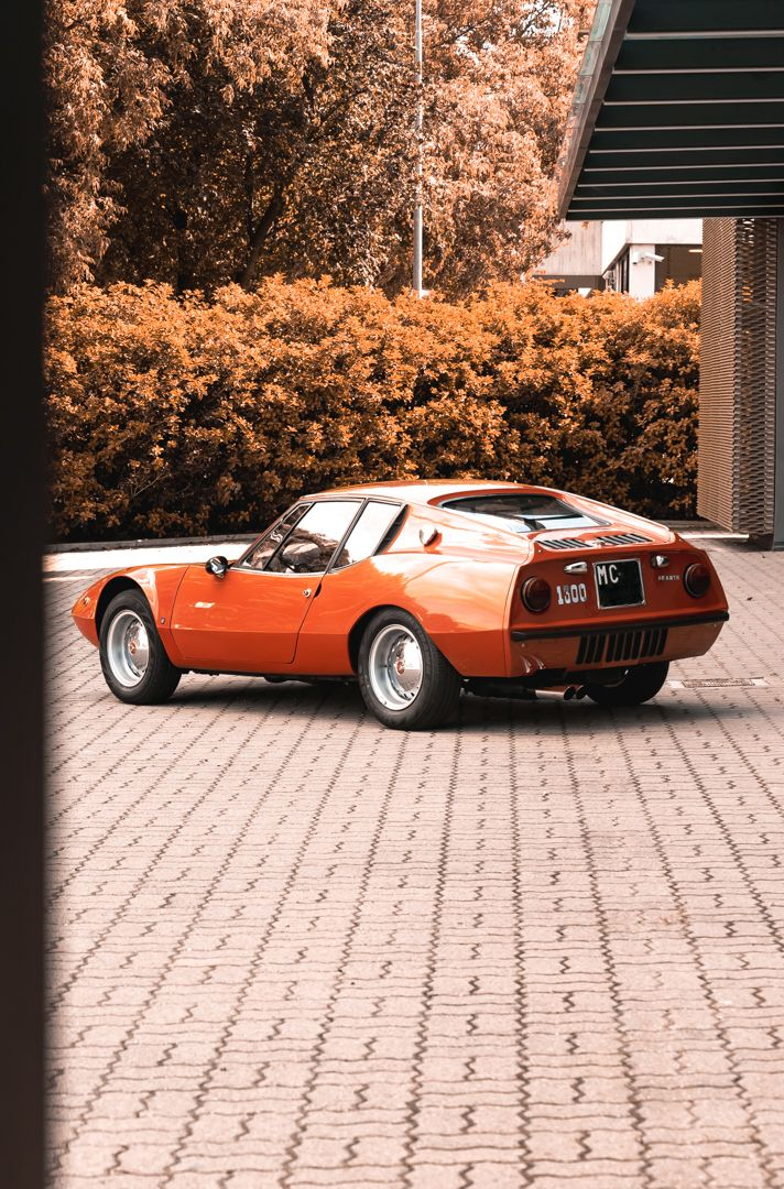 1970 Abarth Scorpione 1300 75750
