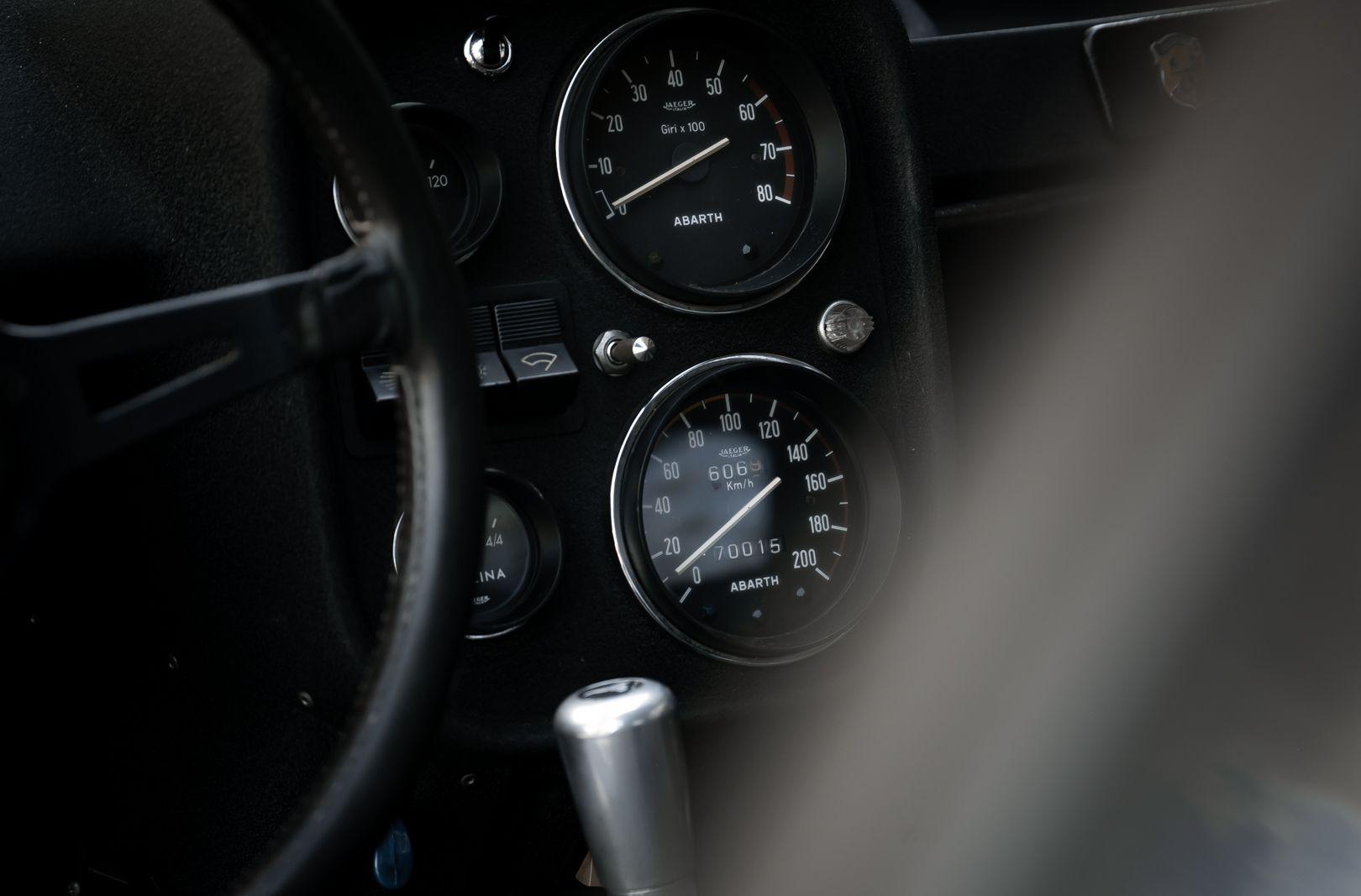 1970 Abarth Scorpione 1300 75784