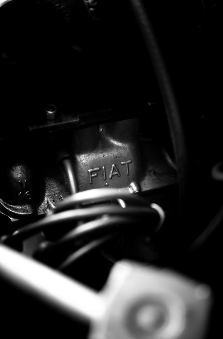 1970 Abarth Scorpione 1300 75795