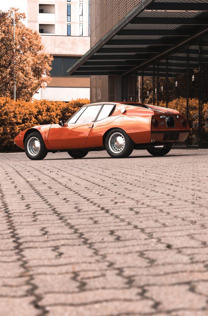1970 Abarth Scorpione 1300 75746