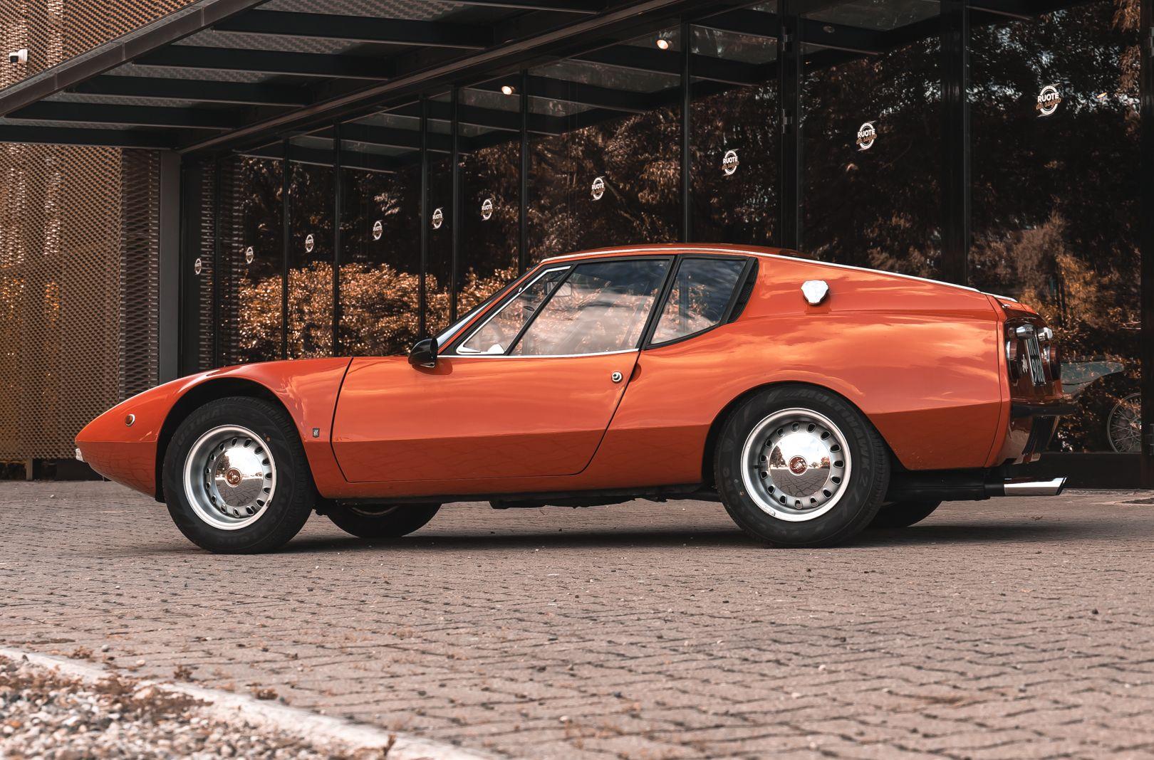 1970 Abarth Scorpione 1300 75748