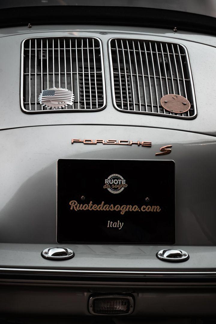 1963 Porsche 356 B 1600 S Cabriolet 76221
