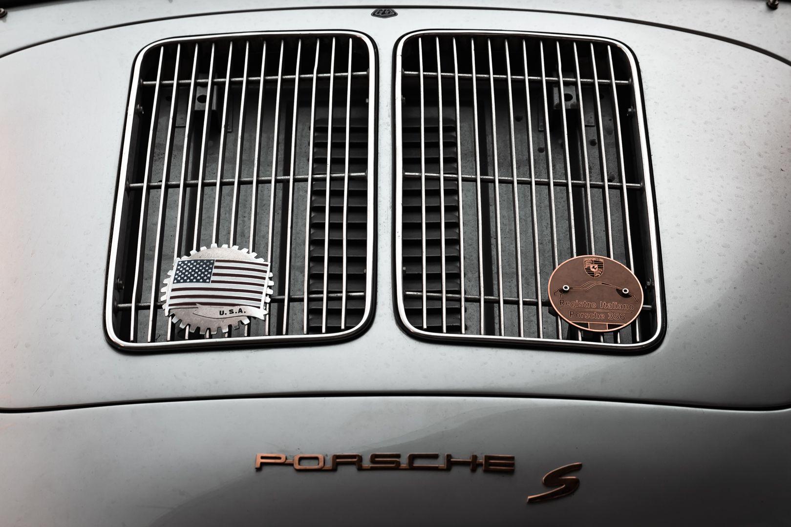 1963 Porsche 356 B 1600 S Cabriolet 76223