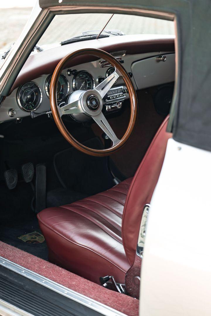 1963 Porsche 356 B 1600 S Cabriolet 76232