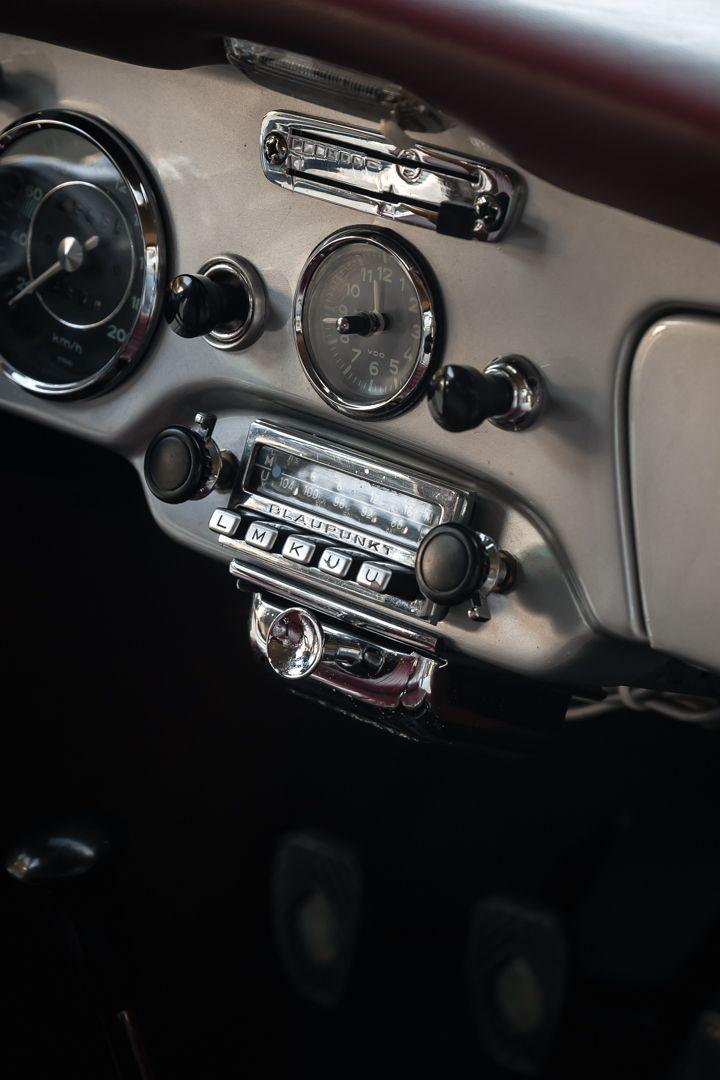 1963 Porsche 356 B 1600 S Cabriolet 76241