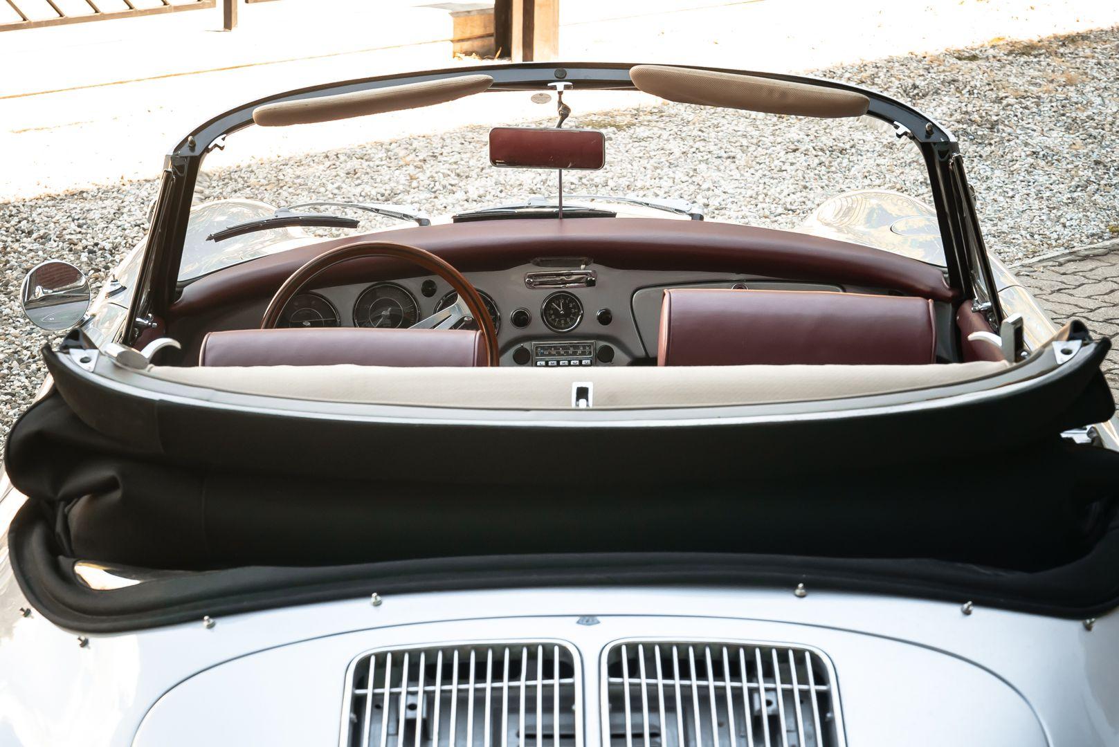 1963 Porsche 356 B 1600 S Cabriolet 76251