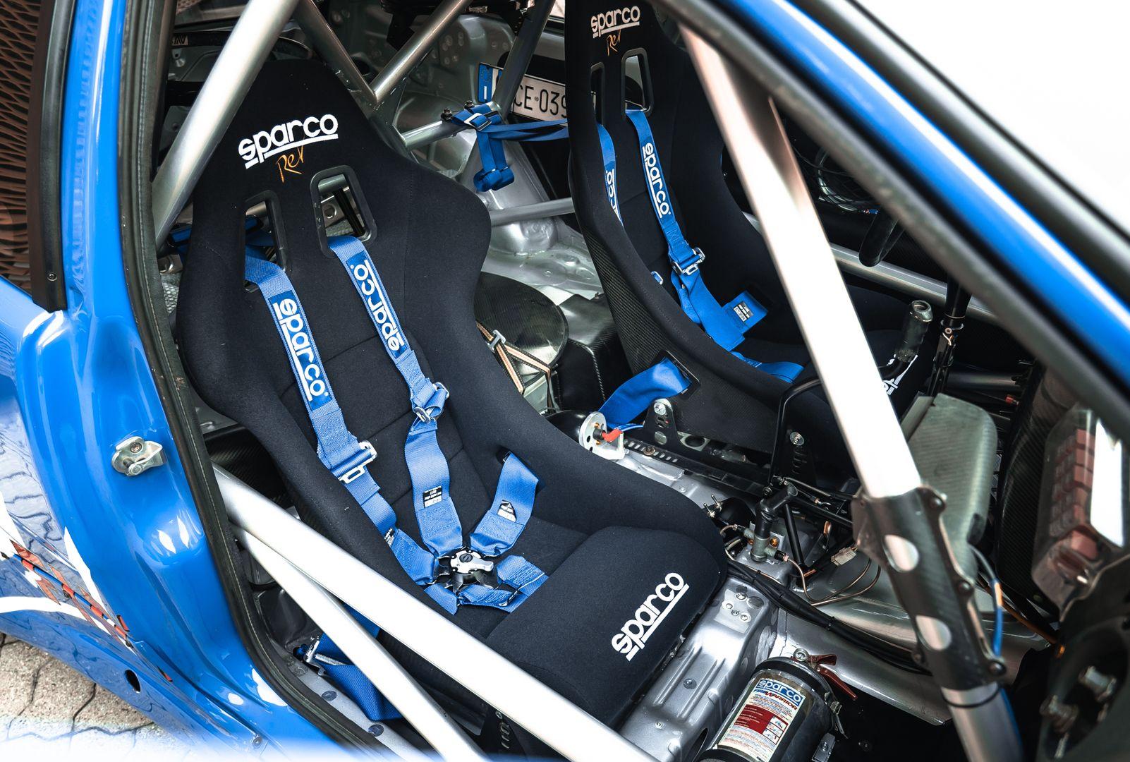 2004 Fiat Punto S1600 Rally 76562