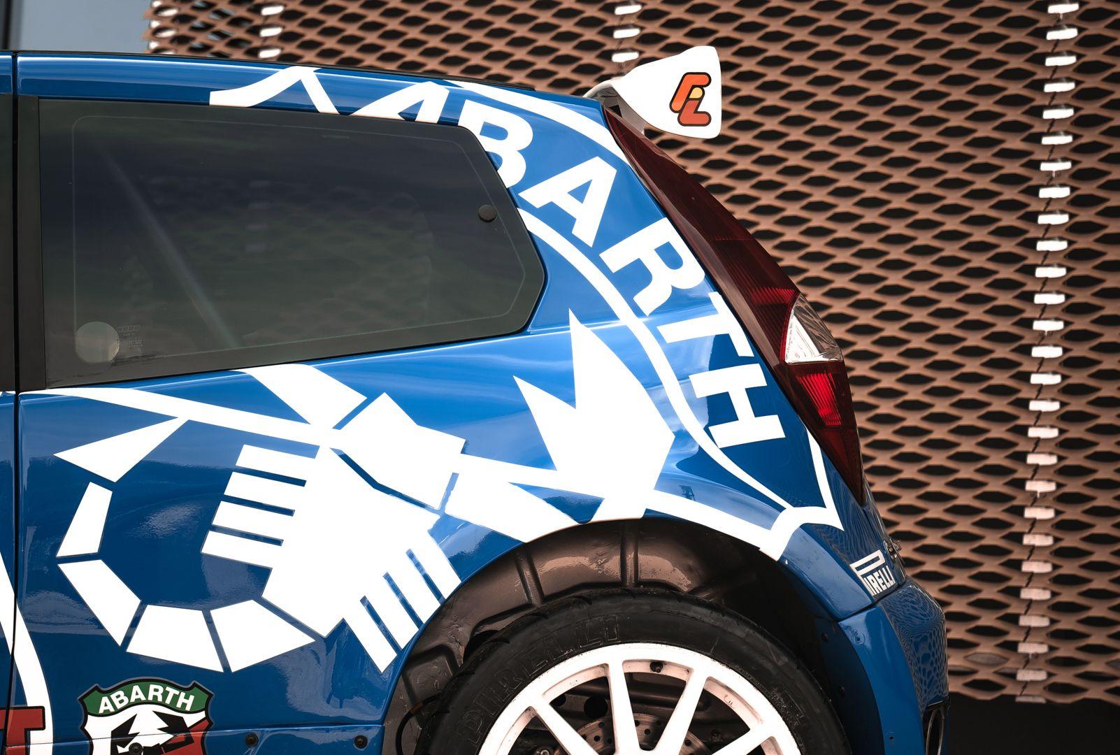 2004 Fiat Punto S1600 Rally 76551