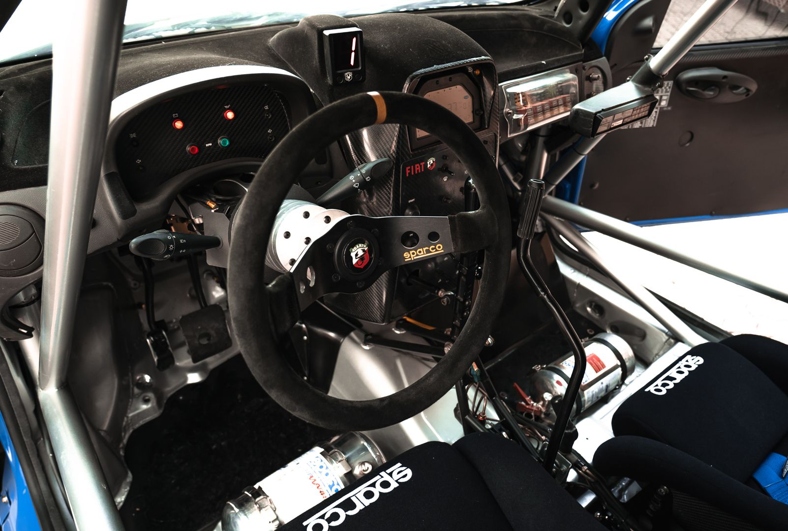 2004 Fiat Punto S1600 Rally 76565