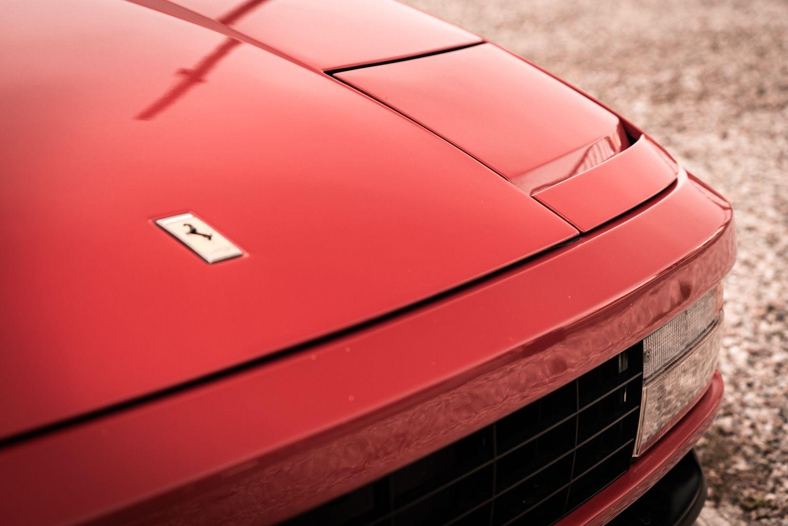 "1987 Ferrari Testarossa ""Monodado Bispecchio"" 76921"