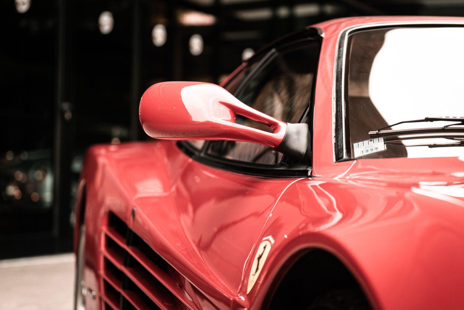 "1987 Ferrari Testarossa ""Monodado Bispecchio"" 76909"