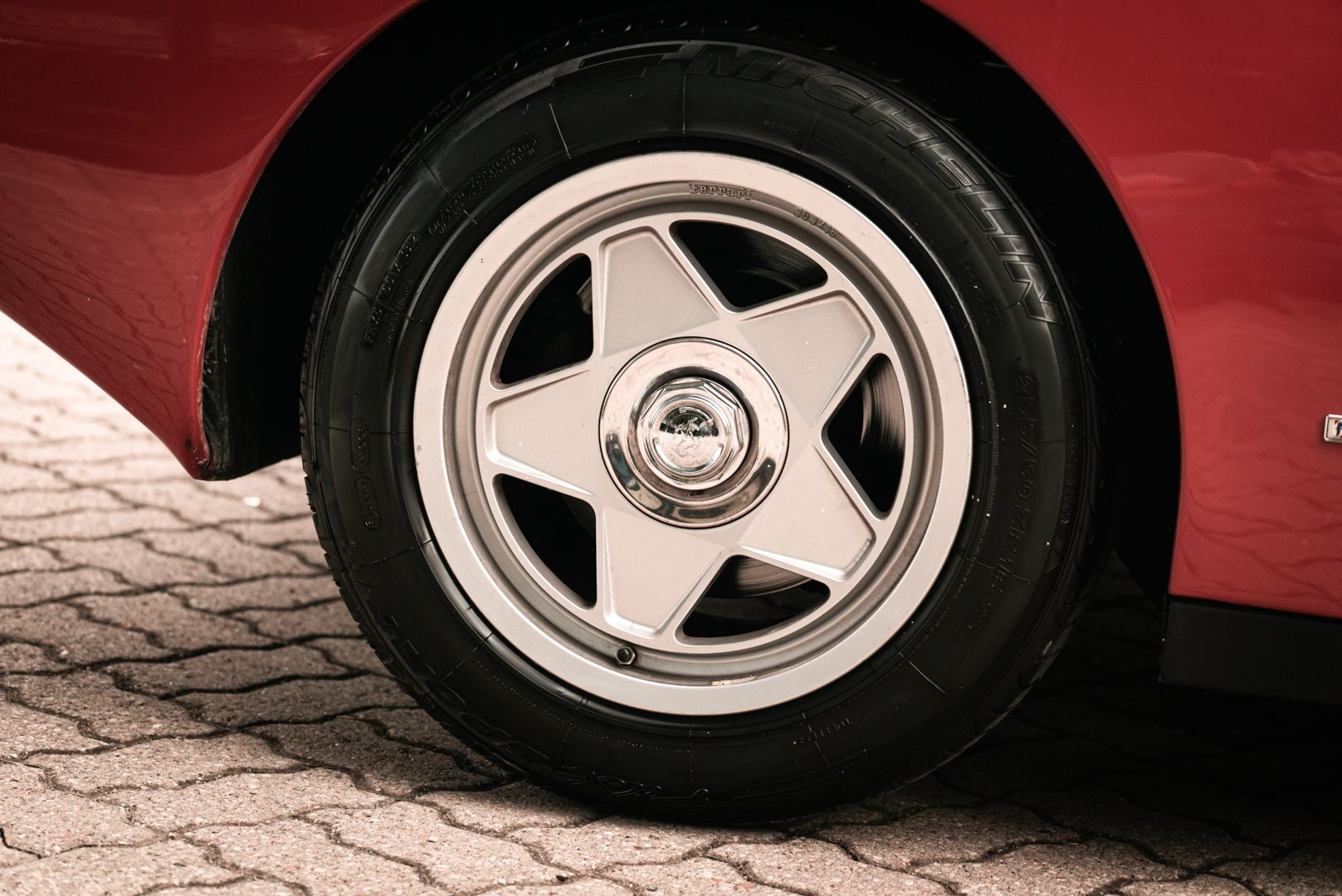 "1987 Ferrari Testarossa ""Monodado Bispecchio"" 76911"