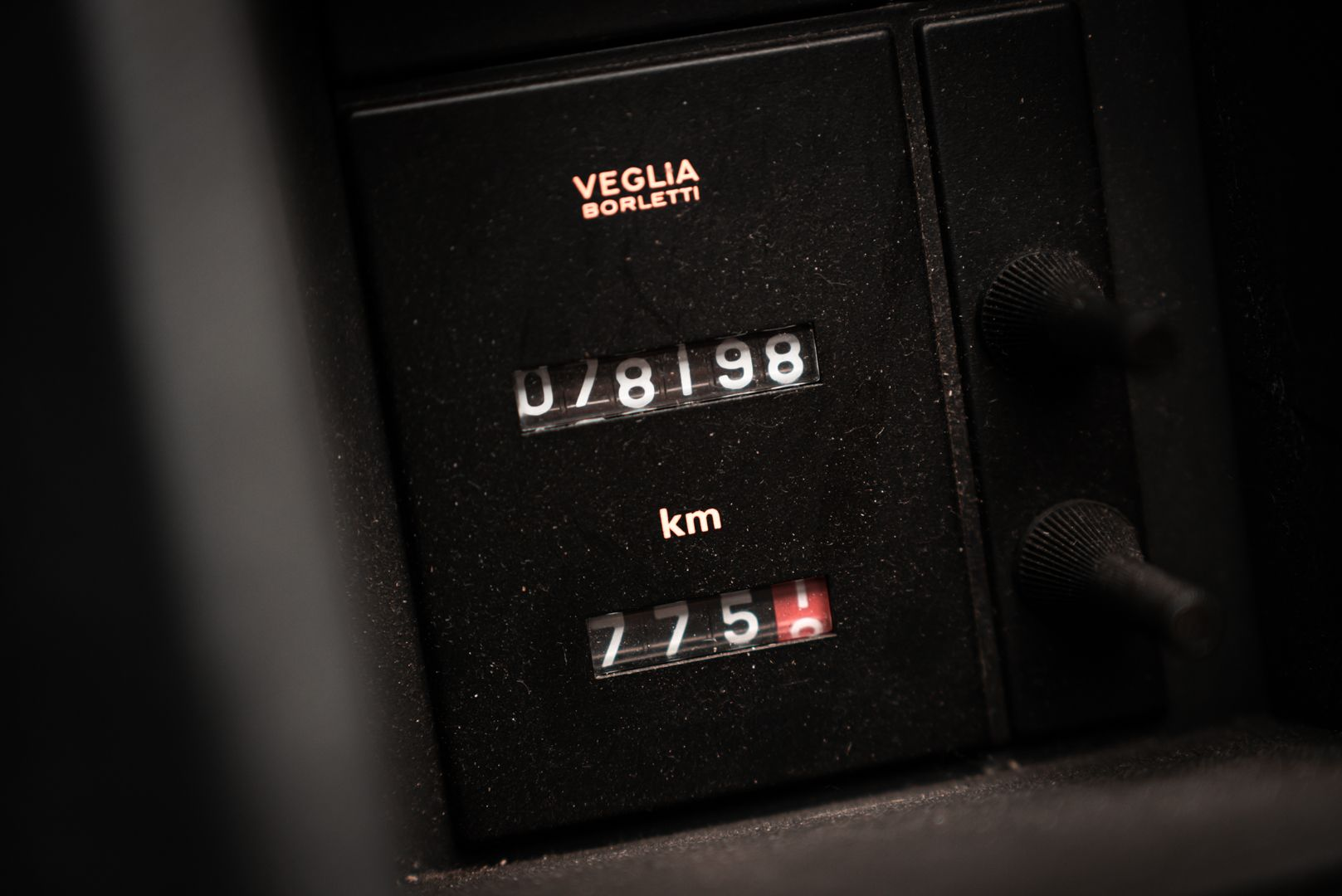 "1987 Ferrari Testarossa ""Monodado Bispecchio"" 76951"