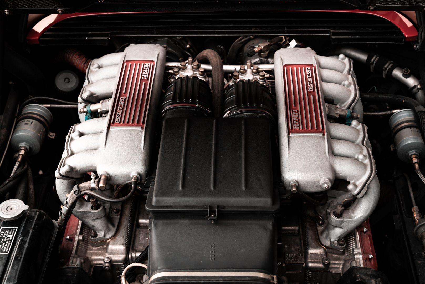 "1987 Ferrari Testarossa ""Monodado Bispecchio"" 76973"