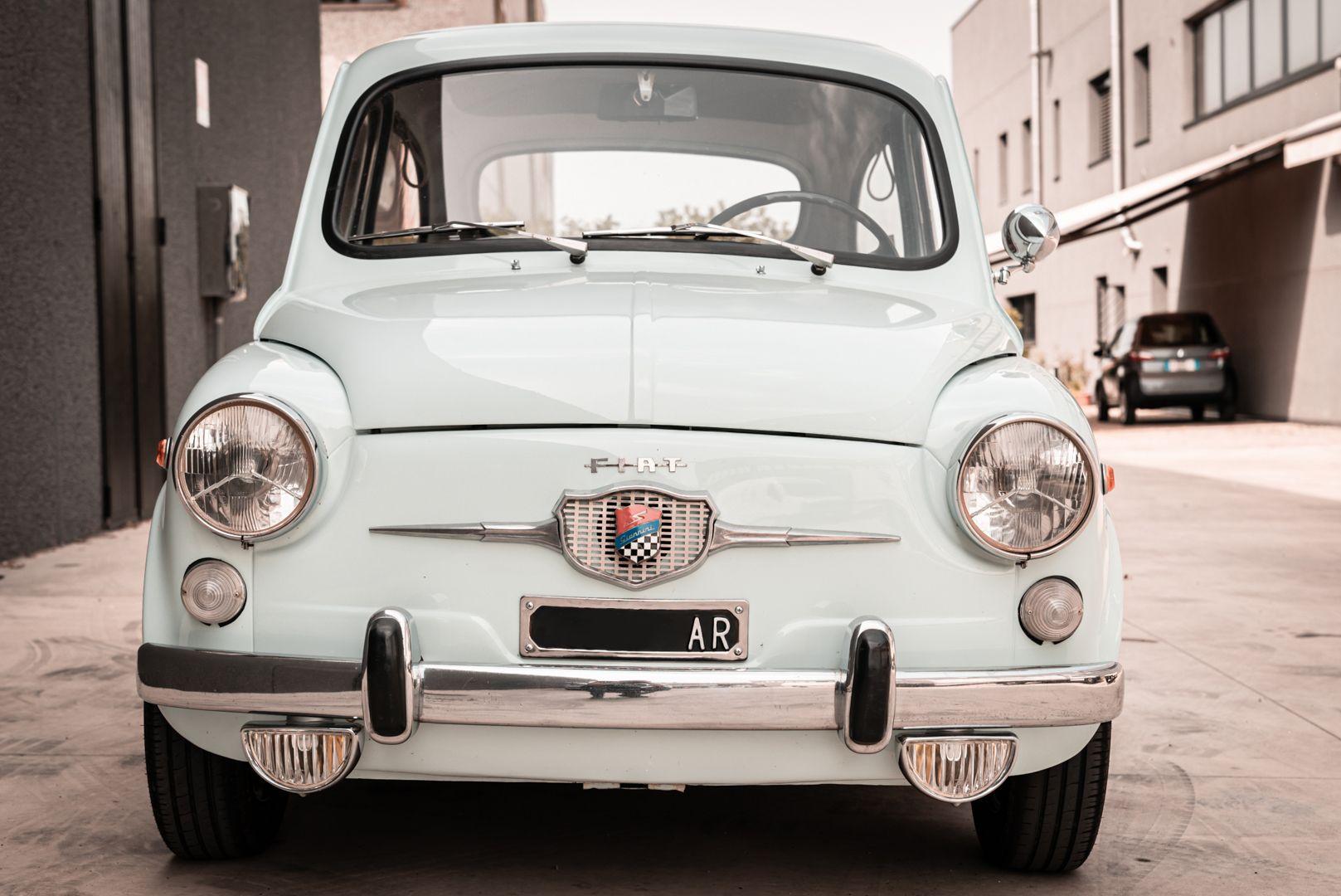 1968 Fiat Giannini 750 TV Turismo Veloce 77085